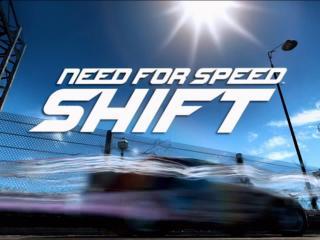 need for speed shift, machine, sun wallpaper