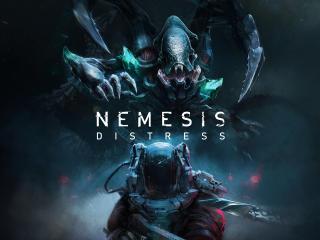 Nemesis Distress wallpaper