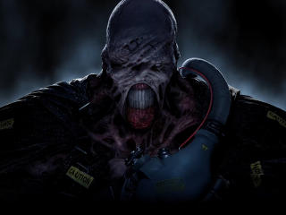 Nemesis Resident Evil 3 Remake wallpaper