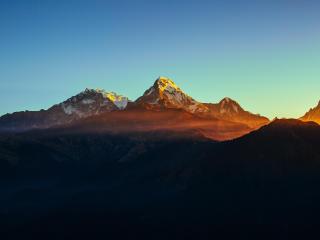 Nepal Mountain wallpaper