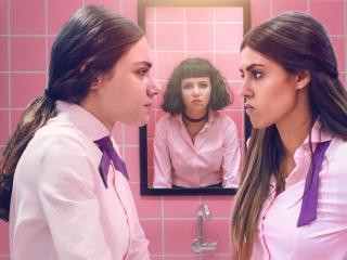 Netflix Al Rawabi School for Girls wallpaper