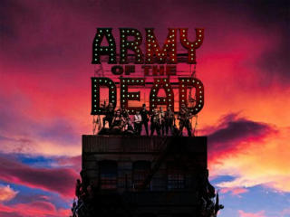 Netflix Army of the Dead wallpaper
