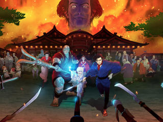 Netflix Bright Samurai Soul wallpaper