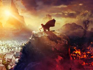 Netflix Dragon's Dogma wallpaper
