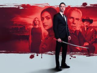 Netflix El Dragon Return of a Warrior Jean Paul Leroux wallpaper