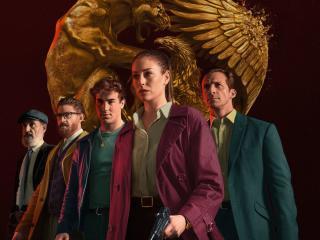 Netflix Jaguar wallpaper