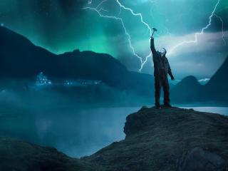 Netflix Ragnarok wallpaper