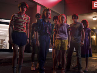 Netflix Stranger Things Season 3 2019 image