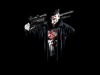 Netflix The Punisher Jon Bernthal Art wallpaper