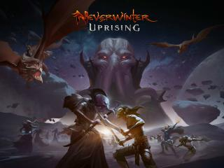 Neverwinter Uprising wallpaper