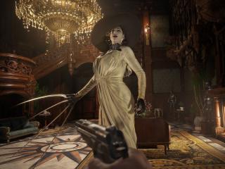 New 4K Resident Evil Village 2021 wallpaper