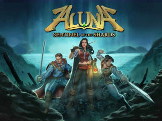 New Aluna Sentinel of the Shards wallpaper