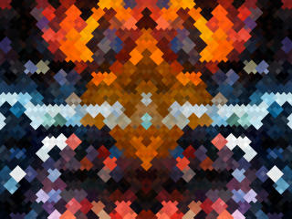 New Artistic Pattern wallpaper