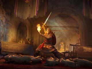 New Assassin's Creed Valhalla 2021 wallpaper