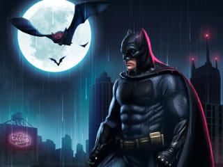 New Batman 2020 Art wallpaper