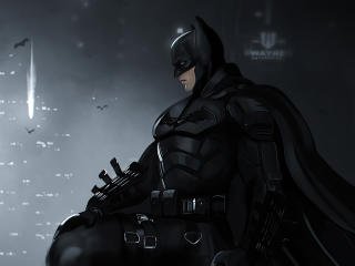 New Batman 2021 wallpaper