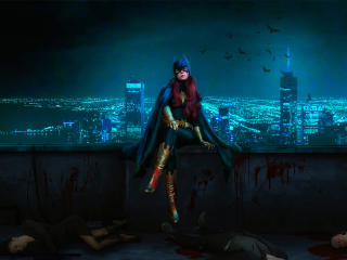 New Batwoman 2020 Art wallpaper