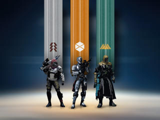 New Destiny 2020 Art wallpaper