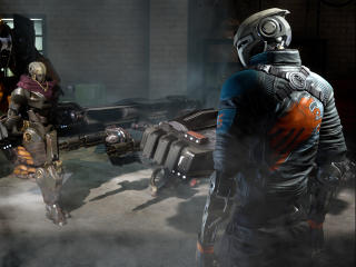 New Disintegration Video Game wallpaper