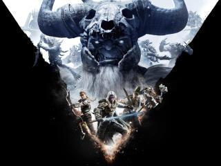 New Dungeons & Dragons: Dark Alliance 4k wallpaper