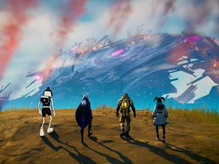 New Fortnite Chapter 2 Season 8 Cubed wallpaper