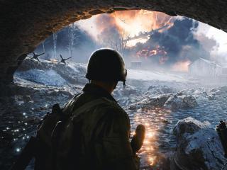 New Gaming Battlefield 2042 wallpaper
