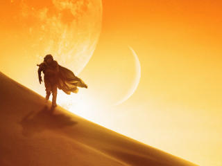 New HD Poster of Dune Movie wallpaper