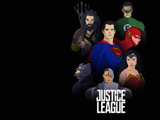 New Justice League Art 4k wallpaper