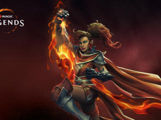 New Magic Legends 2021 wallpaper
