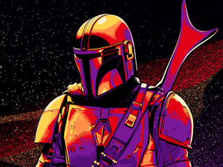 New Mandalorian 2020 wallpaper