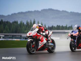New MotoGP 21 wallpaper