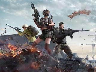 New PlayerUnknown's Battlegrounds 2021 wallpaper