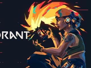 New Raze Valorant 2021 wallpaper