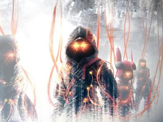 New Scarlet Nexus 2021 wallpaper