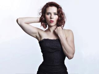 New Scarlett Johansson 2020 Photoshoot wallpaper
