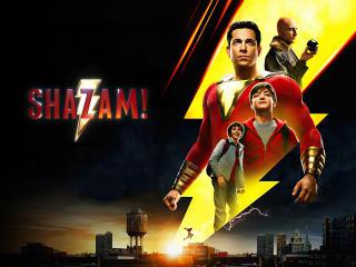 New Shazam Movie Poster wallpaper