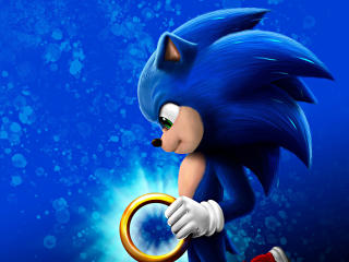 New Sonic Hedgehog wallpaper