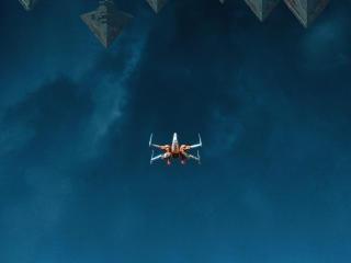 New Star Wars The Rise of Skywalker Poster wallpaper