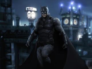 New The Batman 4k 2021 wallpaper