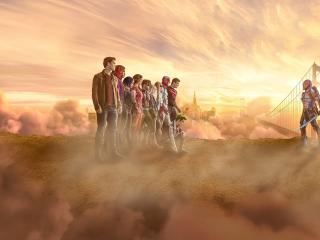 New Titans Season 3 wallpaper