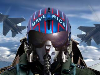 New Top Gun Maverick Tom Cruise wallpaper