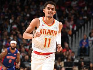 New Trae Young 2021 wallpaper