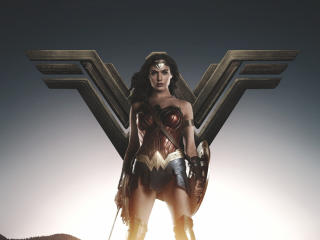 New Wonder Woman 84 Art wallpaper