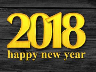 New Year 2018 Happy New Year wallpaper