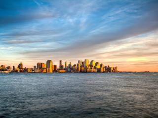 new york, manhattan, island wallpaper