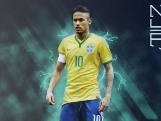 Neymar 10 wallpaper