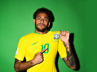 HD Wallpaper | Background Image Neymar 2018