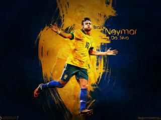 Neymar HD 2021 wallpaper