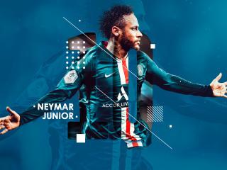 Neymar HD Art 2021 wallpaper