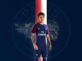 Neymar PSG Brazilian Footballer wallpaper